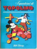 DISNEY I QUADERNI DI TOPOLINO PIGNA  VINTAGE RIGHE CON MARGINE  NUOVO NEW - Other Collections