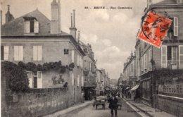 6189 Cpa Brive - Rue Gambetta - Brive La Gaillarde