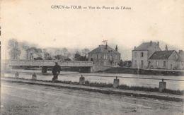 58-CERCY LA TOUR-N°368-G/0045 - Altri Comuni