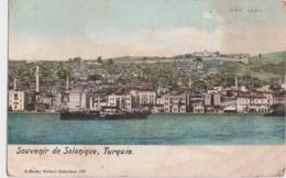 Ca - Cpa Souvenir De SALONIQUE (Salonica) - Turquie - Grecia