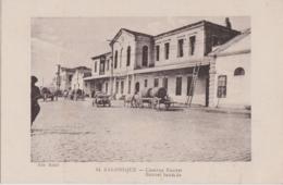Ca - Cpa SALONIQUE (Salonica) - Caserne Bouvet - Greece