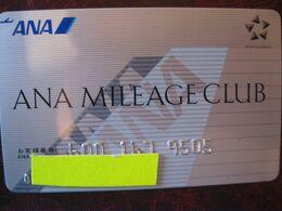 """Carte De Credit Avion """"miles"""" - Cartes De Crédit (expiration Min. 10 Ans)"""