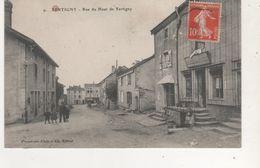 CPA   XERTIGNY RUE DU HAUT - France