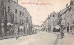 Remiremont (88) - Grande Rue - Remiremont