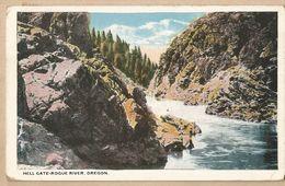 CPA Etats-Unis > OR - Oregon - Hell Gate-Rogue River - Etats-Unis