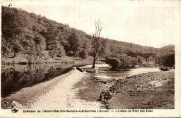 SAINT MARTIN SAINTE CATHERINE L'USINE DU PONT DES LILAS - Other Municipalities
