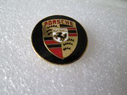TOP PIN'S     LOGO  PORSCHE      Email Grand Feu   23mm - Porsche