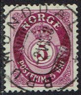 Norwegen 1940/1941, MiNr 218, Gestempelt - Norwegen