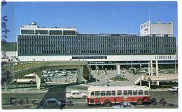 - JAPON - HIROSHIMA - Station, Gare, Très Jolie, Car, Cliché Peu Courant, Non écrite, TTBE, Scans. - Hiroshima