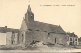 CPA - GUERANDE - CHAPELLE SAINT-MICHEL - Guérande