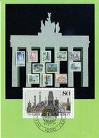 Germany / Berlin - Mi-Nr. 776 Maxicards (H628) - [5] Berlijn