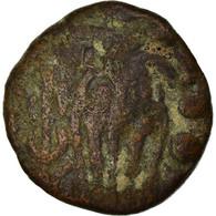 Monnaie, Ceylon, Lilavati, Massa, 1197-1210, TB, Bronze - Sri Lanka