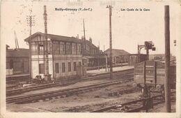 BULLY-GRENAY - Les Quais De La Gare - Sonstige Gemeinden