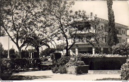 MAROC  OUJDA  Entrée Et Fontaine Du Jardin Place De Gaulle - Autres