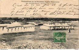 MAROC  OUJDA  Le Camp . Vue Du Centre - Autres