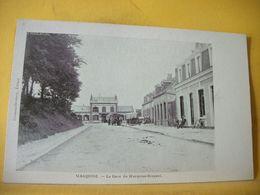 62 414 CPA PRECURSEUR - 62 LA GARE DE MARQUISE-RINXENT  - ANIMATION. - Marquise