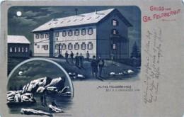 Deutschland - Gruss Vom Cr. Feldberg - Altes Feldberghaus - Taunusstein