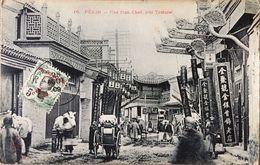 PEKIN Rue Han-Chsé Cité Tartare Animé (1) - China