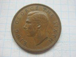 New Zeland , 1 Penny 1952 - New Zealand