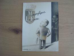 MENU 32e ANNIVERSAIRE DE LA FOIRE-EXPOSITION DE MONTARGIS 1965 - Menu