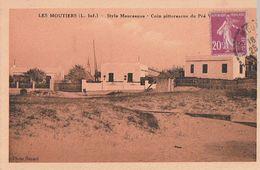 LES MOUTIERS. - Style Mauresque - Coin Pittoresque Du Pré Vincent - Les Moutiers-en-Retz