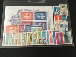 Expo 58: Nombreuses Séries De Timbres Neufs Sans Charnière émises Par 25 Pays Dans Le Monde Pour L'expo - Non Classificati