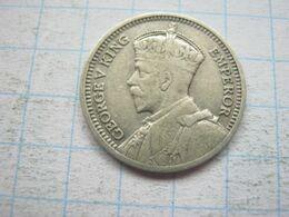 New Zeland , 3 Pence 1933 - New Zealand