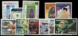 1978, Bangladesh, 100-02 U.a., ** - Bangladesch