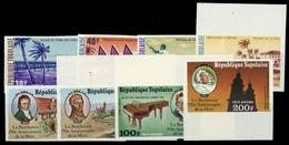 1974, Togo, 1217-20 B U.a., ** - Togo (1960-...)