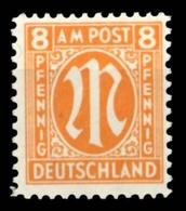 1945, Bizone, 21 Cz, ** - Bizone