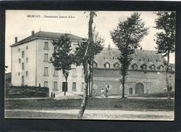 CPA - BELMONT - Pensionnat Jeanne D'Arc, Animé - Belmont De La Loire