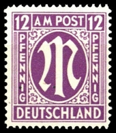 1945, Bizone, 15 A Fz, ** - Bizone