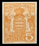 1924, Monaco, 76 U, ** - Ohne Zuordnung