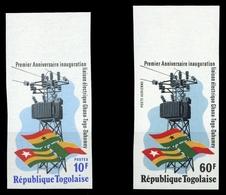 1975, Togo, 1162-63B, ** - Togo (1960-...)