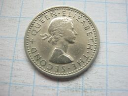 New Zeland , 3 Pence 1957 - New Zealand