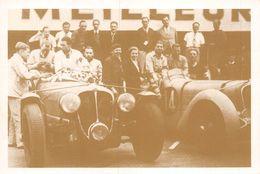 M-20-1210 : 24 H DU MANS 1988.  CARTE MODERNE OFFERTE PAR LES MUTUELLES DU MANS. - Le Mans