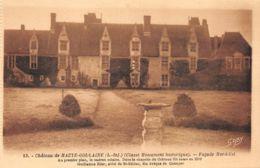 Haute Goulaine (44) - Château - Façade Nord Est - Haute-Goulaine