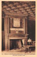 Haute Goulaine (44) - Château - Cheminée Du Salon Rouge - Haute-Goulaine
