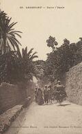 Laghouat Dans L' Oasis  Edit Attallah Bouameur Prouho Arabe à Ane - Laghouat