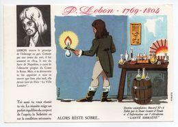 - BUVARD ALCOOLISME - SANTÉ SOBRIÉTÉ - LEBON - 1769-1804 - Buvard N° 16 - - A