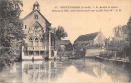 91-MONTGERON-N°379-B/0069 - Montgeron