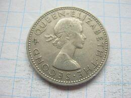New Zeland , 1 Shilling 1964 - New Zealand