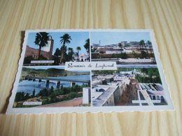 CPSM Laghouat (Algérie).Vues Diverses. - Laghouat
