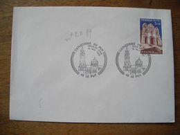 1980 Cathédrale Du Puy Le Puy, FDC - 1980-1989