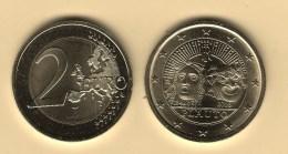 @Y@  Italie   2 Euro Commemorative    2016  Plauto  UNC - Italie