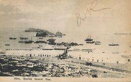 Aden , Maallah General View . P. Used Aden 1905 - Jemen