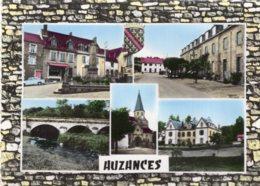 S4717 Cpsm Auzances - Multivues - Auzances