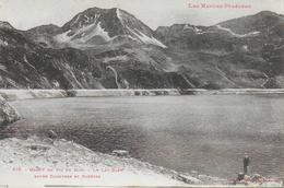 Massif Du Pic Du Midi : Le Lac Bleu Entre Bagnères Et Barèges - Bagneres De Bigorre