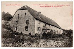 88 / Pré De Raves / Croix Aux Mines  / Ferme Joseph Masson - Frankreich