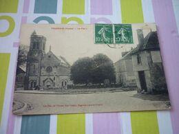 Carte Postale Yonne Pourrain La Place - Other Municipalities